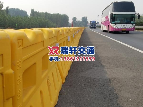 万博ti育deng录交通设施水马使用现场